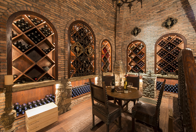Dallas Home with Wine Cellar