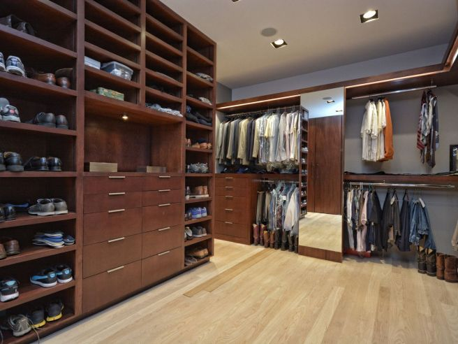 Dallas Home with Large Closet