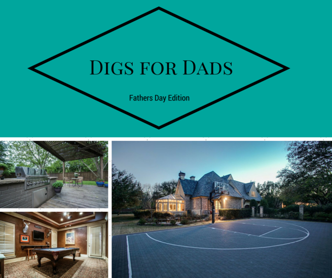 Digs for Dad