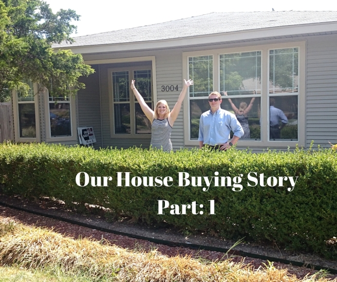 Our House Buying Story Part- 1