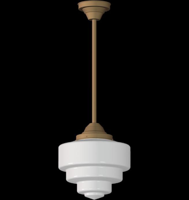 Liberty Art Deco Pendant